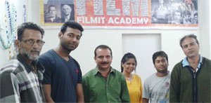 Filmit Academy Acting course